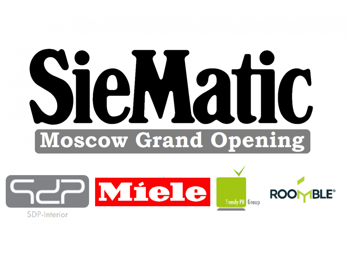 SIEMATIC GRAND OPENING